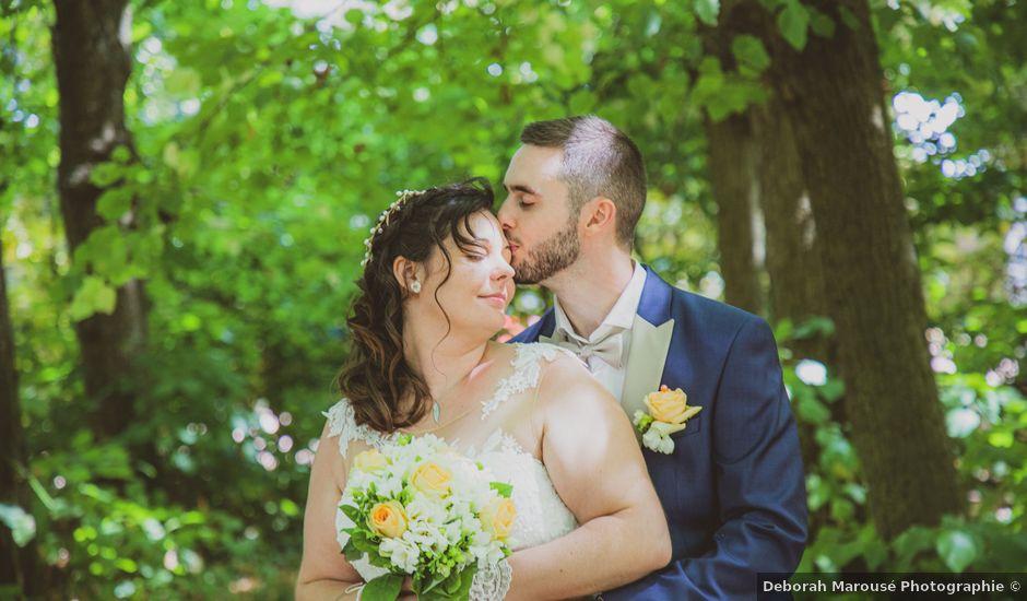 Le mariage de Fabien et Tiphaine à Guesnain, Nord