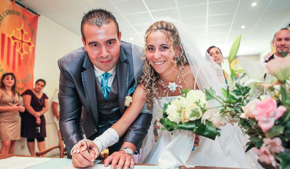 Le mariage de Mathieu et Melissa à Manduel, Gard