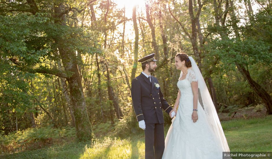 Le mariage de Alexandre et Claire à Cabanac-et-Villagrains, Gironde