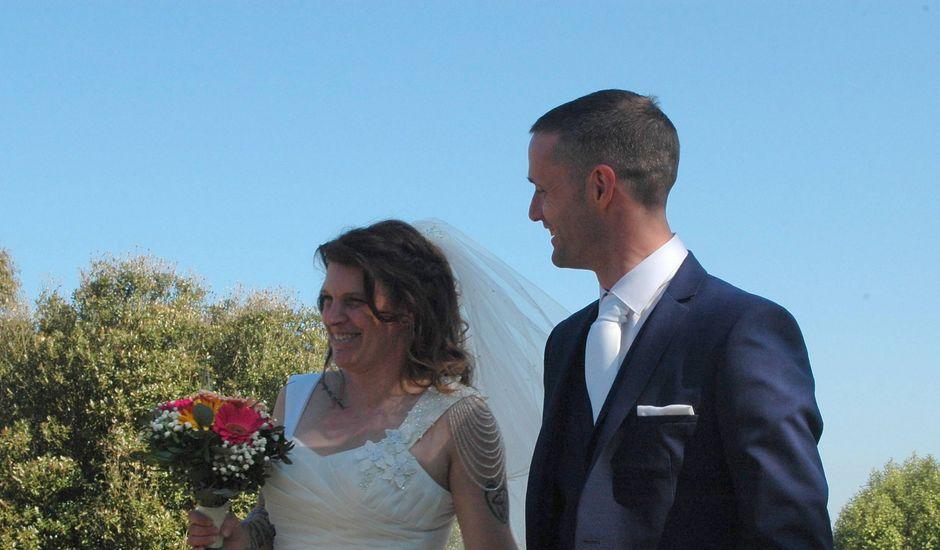 Le mariage de Thierry et Johanna à Saint-Pol-de-Léon, Finistère