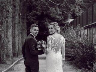 Le mariage de Amanda et Guillaume 1