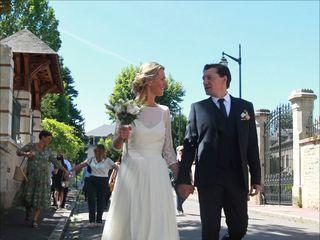 Le mariage de Olvia et Sébastien