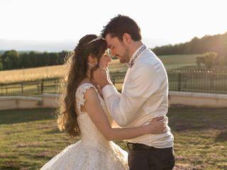 Le mariage de Caleb et Carole