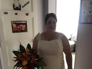 Le mariage de Sabine et Sacko 1