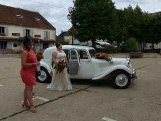 Le mariage de Sabine et Sacko 3
