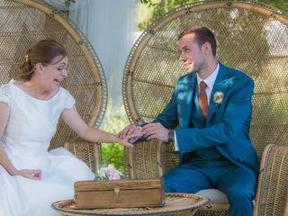 Le mariage de Elsa et Damien