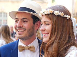 Le mariage de Caroline et Xavier 1