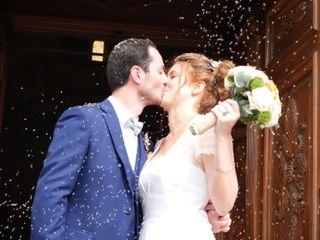 Le mariage de Caroline et Xavier