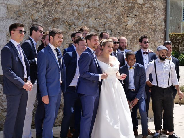 Le mariage de Valentin et Emeline à Frossay, Loire Atlantique 8