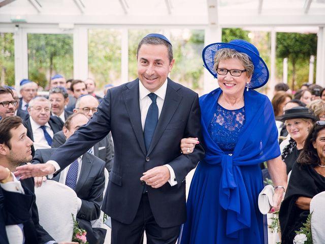 Le mariage de David et Julie à Paris, Paris 8