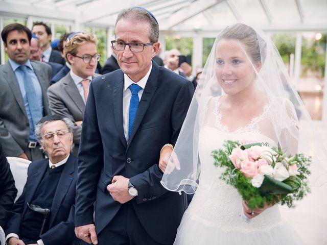 Le mariage de David et Julie à Paris, Paris 11