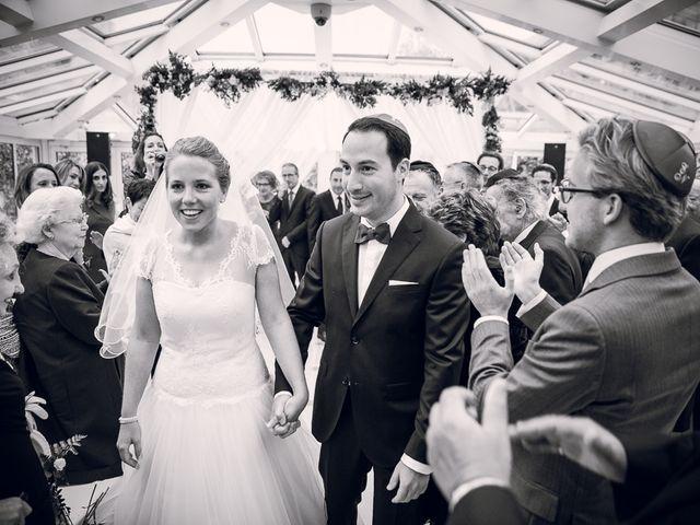 Le mariage de David et Julie à Paris, Paris 20