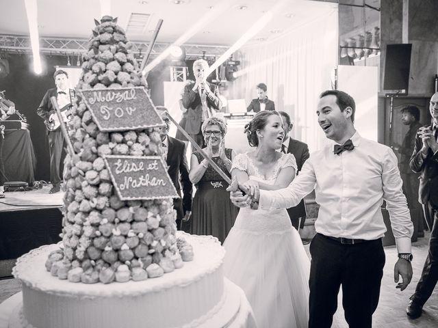 Le mariage de David et Julie à Paris, Paris 33