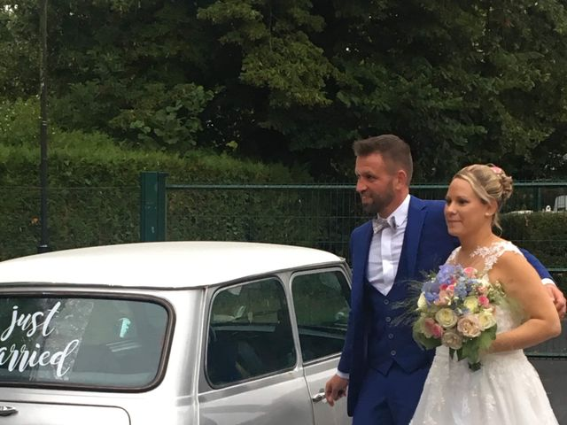 Le mariage de Didier et Adélaïde à Château-Porcien, Ardennes 10