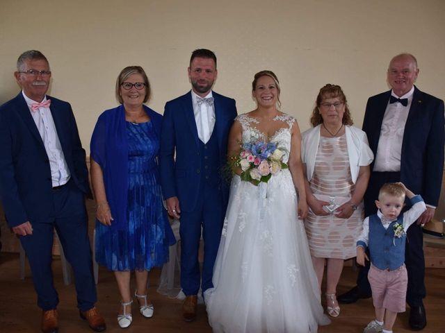Le mariage de Didier et Adélaïde à Château-Porcien, Ardennes 2