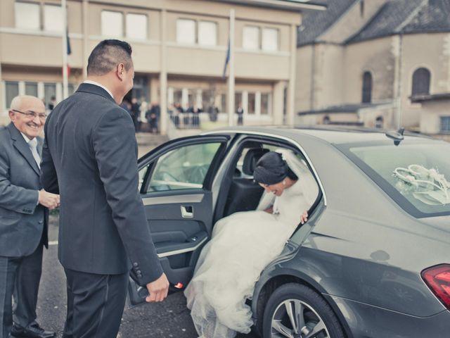 Le mariage de Yanis et Marie à Volmerange-les-Mines, Moselle 23