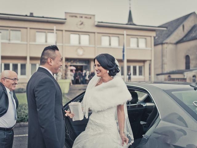 Le mariage de Yanis et Marie à Volmerange-les-Mines, Moselle 24