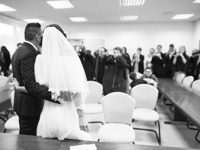 Le mariage de Yanis et Marie à Volmerange-les-Mines, Moselle 31