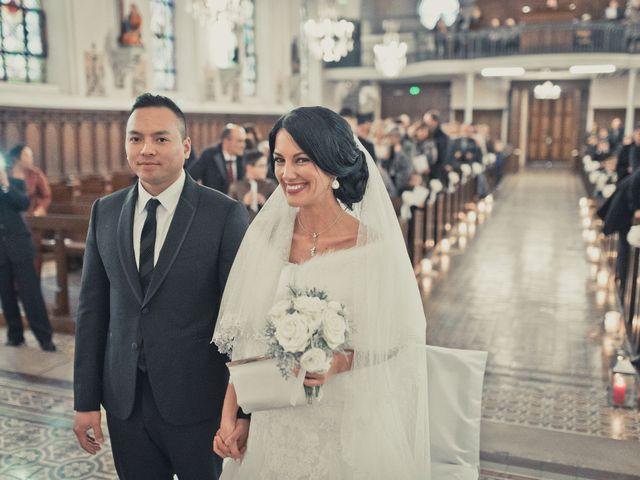 Le mariage de Yanis et Marie à Volmerange-les-Mines, Moselle 33