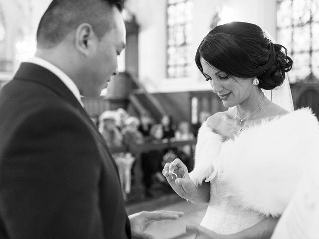 Le mariage de Yanis et Marie à Volmerange-les-Mines, Moselle 38