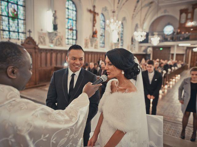 Le mariage de Yanis et Marie à Volmerange-les-Mines, Moselle 39