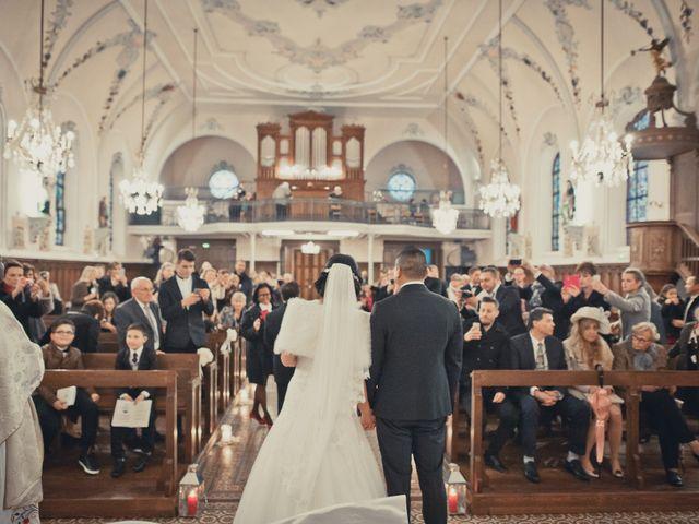 Le mariage de Yanis et Marie à Volmerange-les-Mines, Moselle 42
