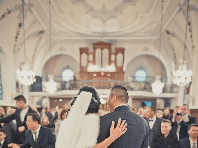 Le mariage de Yanis et Marie à Volmerange-les-Mines, Moselle 43