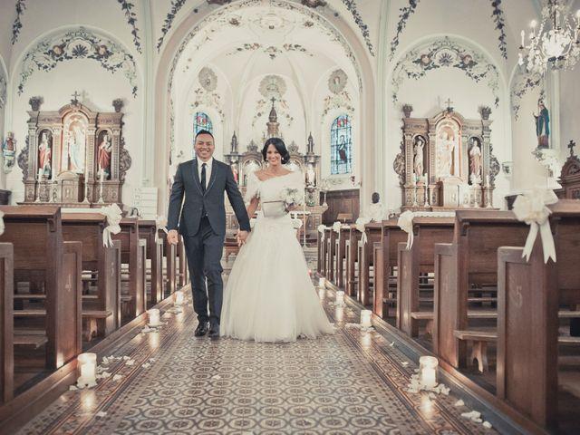 Le mariage de Yanis et Marie à Volmerange-les-Mines, Moselle 44