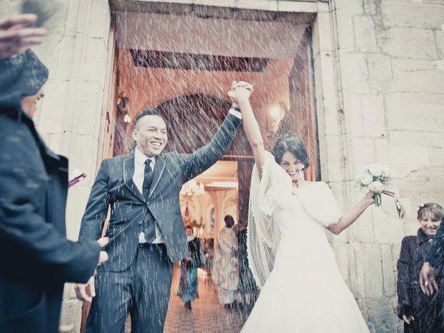 Le mariage de Marie et Yanis