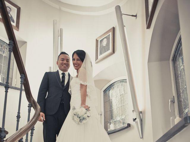 Le mariage de Yanis et Marie à Volmerange-les-Mines, Moselle 52