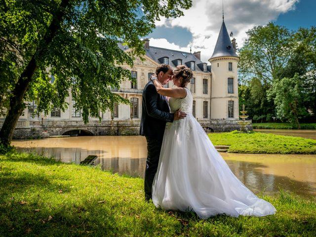 Le mariage de Célia et Sébastien