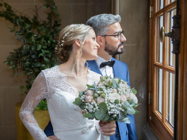 Le mariage de Julien et Marie à Hayange, Moselle 3