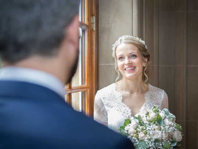 Le mariage de Julien et Marie à Hayange, Moselle 5