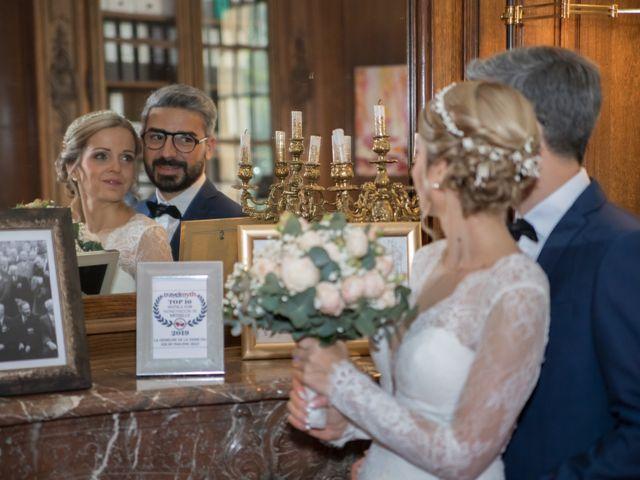 Le mariage de Julien et Marie à Hayange, Moselle 6