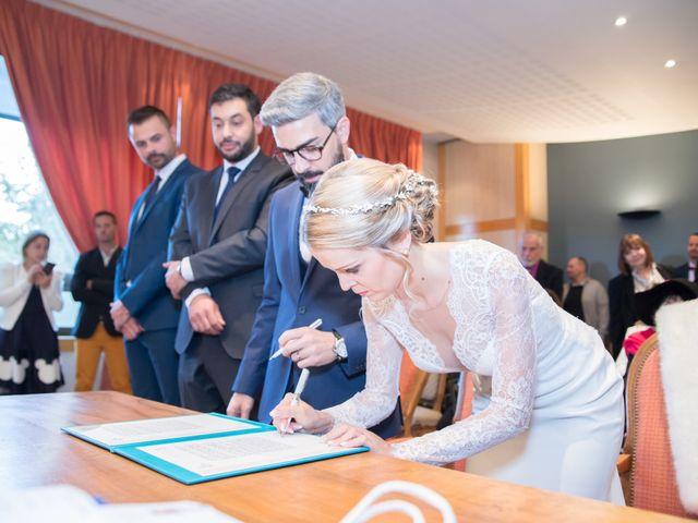 Le mariage de Julien et Marie à Hayange, Moselle 28