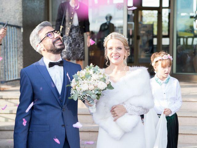 Le mariage de Julien et Marie à Hayange, Moselle 2