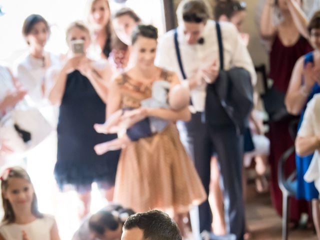 Le mariage de Simon et Céline à Bédarrides, Vaucluse 8