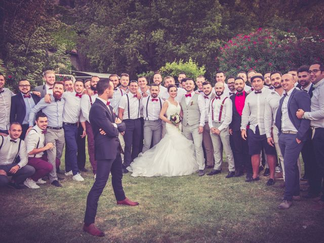Le mariage de Simon et Céline à Bédarrides, Vaucluse 13