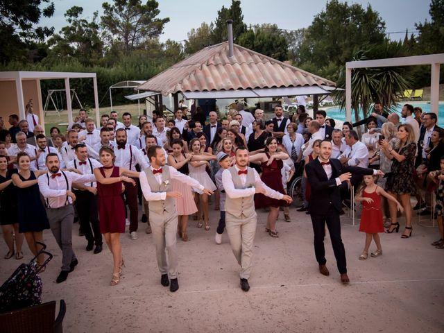 Le mariage de Simon et Céline à Bédarrides, Vaucluse 22