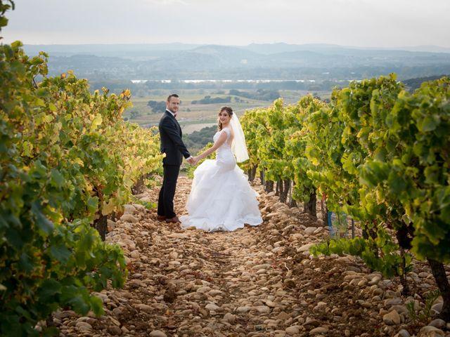 Le mariage de Simon et Céline à Bédarrides, Vaucluse 29