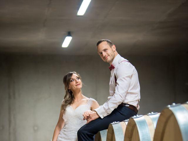 Le mariage de Simon et Céline à Bédarrides, Vaucluse 35
