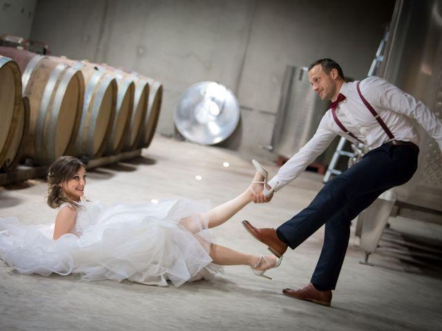 Le mariage de Simon et Céline à Bédarrides, Vaucluse 39