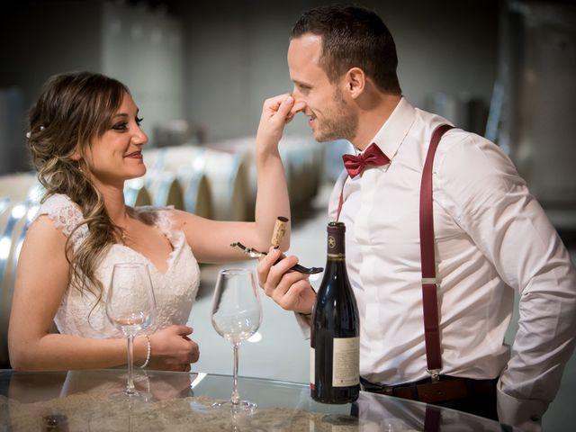 Le mariage de Simon et Céline à Bédarrides, Vaucluse 40
