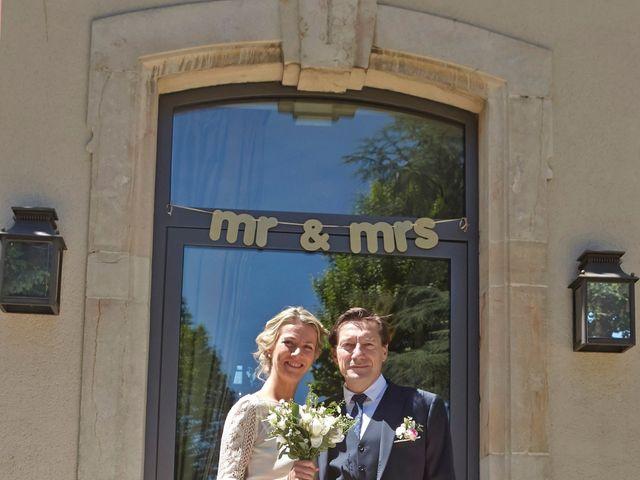 Le mariage de Sébastien et Olvia à Beaune, Côte d'Or 5