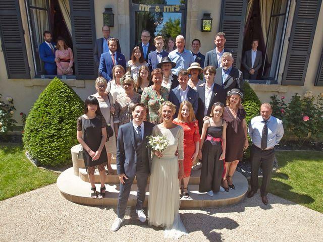 Le mariage de Sébastien et Olvia à Beaune, Côte d'Or 9