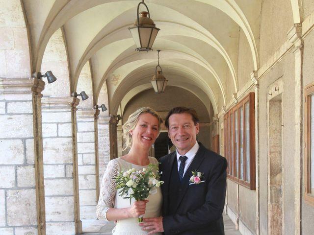 Le mariage de Sébastien et Olvia à Beaune, Côte d'Or 10