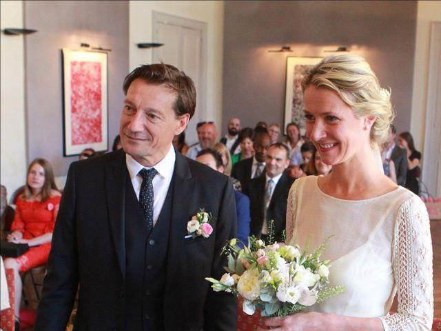 Le mariage de Sébastien et Olvia à Beaune, Côte d'Or 11