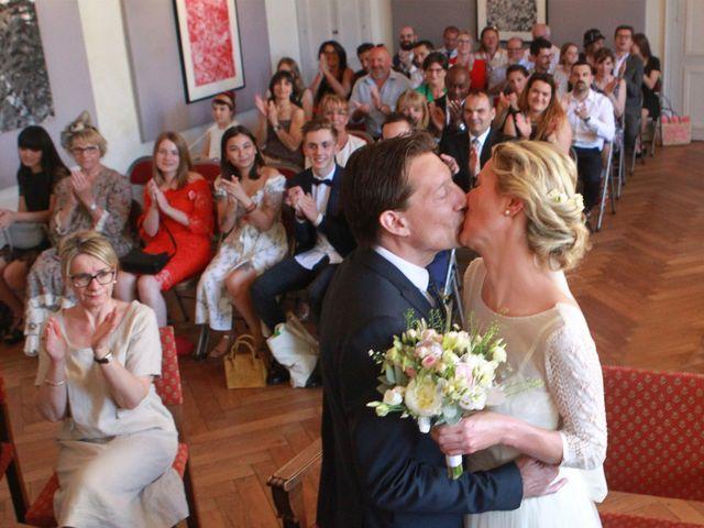 Le mariage de Sébastien et Olvia à Beaune, Côte d'Or 12