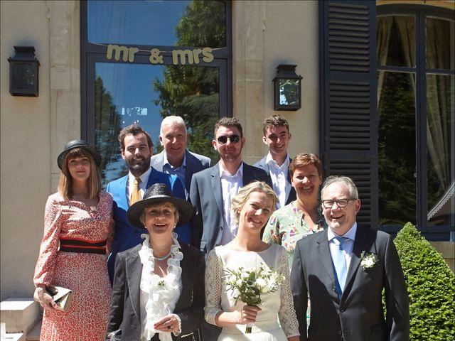 Le mariage de Sébastien et Olvia à Beaune, Côte d'Or 13