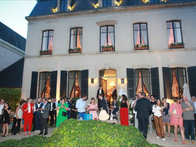 Le mariage de Sébastien et Olvia à Beaune, Côte d'Or 18